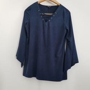 ✌️Relativity Blue Top Size Medium